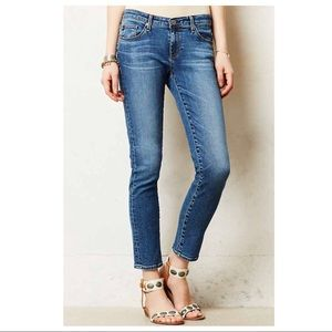 AG | The Stevie Ankle Straight Leg Jean